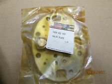 New Other, Carrier 06Da 401 843 Valve Plate.