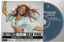 BEYONCE baby boy CD SINGLE card sleeve