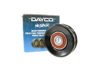 Dayco AC Idler Serpentine Belt for 1989-1993 Geo Prizm 1.6L 1.8L L4 rf