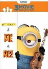 Despicable Me 3 Movie Collection - DVD Region 1