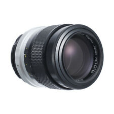 NIKON NIKKOR-Q AUTO 135mm F2.8 CONVERTED TO AI MOUNT MF LENS / 90 DAYS WARRANTY