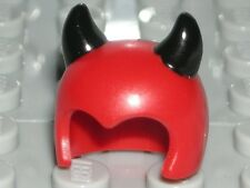 LEGO Red Devil Imp Minifigure Halloween Costume Helmet/Hat 71013