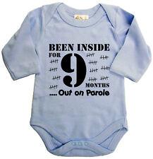 Abbigliamento blu per tutte le stagioni per bimbi, da Taglia/Età 6-9 mesi