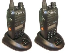 DSR-590 Two Way Radio (128 Channel, 5 Watts, UHF) - 2 Pack