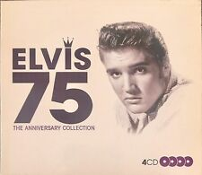 Elvis 75 The Anniversary Collection (Official CD Album) Free UK Post