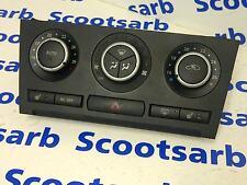Saab 9-3 93 Calentador de Panel de control panel de control 2007 08 09 2010 12772 892 4D 5D Cv