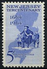 Usa 1964 Sg#1229 New Jersey Mnh #D36628