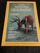 National Geographic Magazine Vol 160, No 5 November 1981 - Homeschool