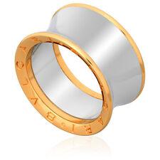 Bvlgari B.Zero1 Anish Kapoor Ring- Size: 60