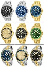 Reloj de Cuarzo Invicta Para Hombres Pro Diver Acero Inoxidable 43mm 30609-30618