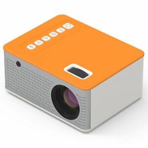 ✅Smart LED Mini Projector WiFi Bluetooth Portable 1080P Home Theater Projectors
