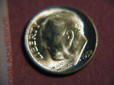 1952-s Roosevelt Dime BU uncirculated ! (1 coin each from roll)
