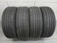 4x Sommerreifen Bridgestone Turanza T001 AO 215/60 R16 95V / 7,2 mm / DOT 4816