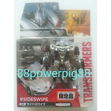 Takara Tomy Transformers Sideswipe Corvette Stingray Metallic Paint US Seller