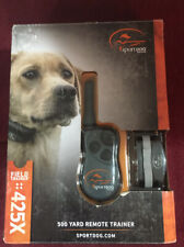 SportDog Training Collar SD-425X FieldTrainer  Remote Trainer. Open Box
