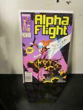 Marvel Alpha Flight 47~Bagged Boarded~
