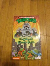 NECA Teenage Mutant Ninja Turtles  Chrome Dome New In Box!