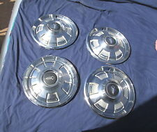 "Vintage1967-69 Plymouth Valiant,Barracuda,Satellite Hubcaps Hub Cap 14"" VG Cond."