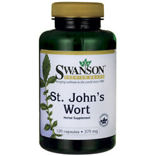 Swanson St. John's Wort 375 mg 120 Caps