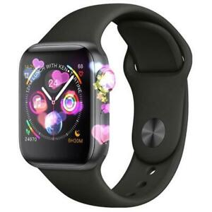 New IWO 9 Fitness Sport Smart Watch Smartwatch For iPhone Samsung Android