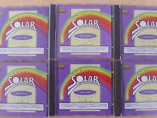 "Solar Box Set- 6 CDs (ohne Schuber & Extrabooklet)- Original 12"" Versions"