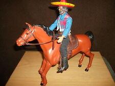 Big JIM-messicani con cavallo-dal 1971