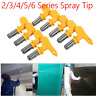 Airless Spray Gun Tip 3600 PSI Nozzle Titan Wagner Paint Sprayer Hot 2/3/4/5/6