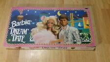 Vintage 1992 Barbie Dream Date Board Game by Golden