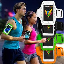 Phone Led Light Sports Armband Case Holder Case Jogging Fitness Protective