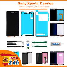 Pantalla LCD+Tactil Completa para SONY Xperia Z,  Z1 , Z2 , Z3 , M4  Envio 24h