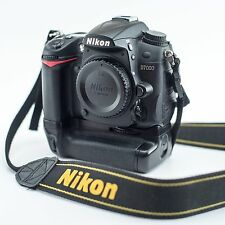 Nikon D D7000 16.2MP Digital SLR Camera - Black (Body Only) WITH BATTERY GRIP!!!
