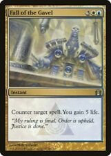 MTG 4x FALL OF THE GAVEL - Return to Ravnica *Counter Lifegain*
