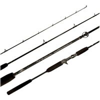 "Tsunami Trophy 6'6"" MH TSSPJC-661MH Slow Pitch Jigging Conventional Rod"