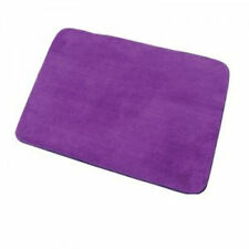 Tapis de bain violet