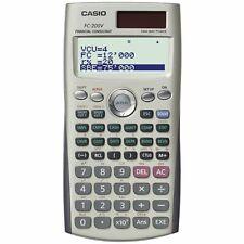 Casio FC 200V Calculadora financiera FC 200 V FC200V A estrenar en caja sellada