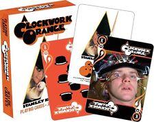 A Clockwork Orange set of 52 playing cards + jokers (nm)