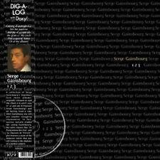 Serge Gainsbourg avec Alain Goraguer et son orchestre 2 x LP 3 premiers albums