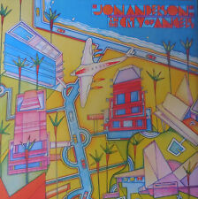 JON ANDERSON in the city of angels  LP NEU OVP/Sealed