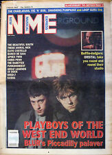 NME 5 Mar 1994 Blur Beautiful South These Animal Men Elvis Costello Aphex Twin