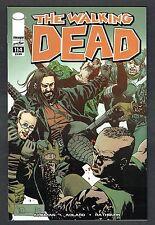 Walking Dead #114 Image Comics 2013 VF/NM Jesus App Robert Kirkman Hit TV Show