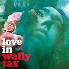 LP-WALLY TAX-LOVE IN -HQ/COLOURED-LP- NEW VINYL
