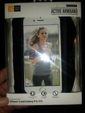 Case Logic iPhone 6 &Galaxy S4/S5 Sports Gym Armband Case Running Jogging Holder