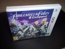 1X Replacement Nintendo 3DS  Fire Emblem Fates:Conques .Pal Empty 3DS Game Case.