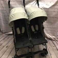 Mamas & Papas Twin Cruise Bollerwagen unbenutzt Katalog Rückkehr grau