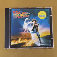 BACK TO THE FUTURE - SOUNDTRACK -  1985 - OTTIMO CD [AG-222]