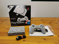 SONY PLAYSTATION CLASSIC MINI ► inkl. 20 SPIELE & OVP ◄ SEHR GUTER ZUSTAND