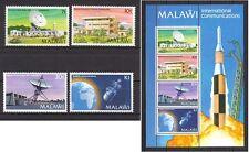 Malawi MiNr. 360 - 363 & Block 59 ** Kanjedza