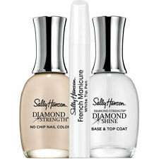 SALLY HANSEN - Diamond Strength French Manicure Pen Kit, Barely There - 1 Kit