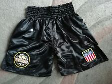 More details for mike tyson replica style fight trunks vs evander holyfield
