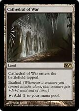 CATHEDRAL OF WAR M13 Magic 2013 MTG Land RARE